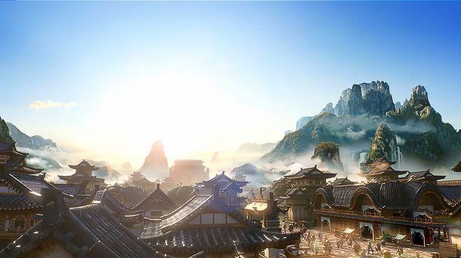 「仙侠网游攻略」幻城OL神裔种族揭秘